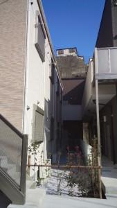 衣笠の新築アパート①